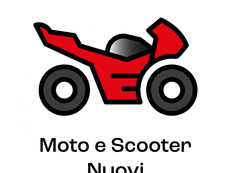 Moto e scooter nuovi