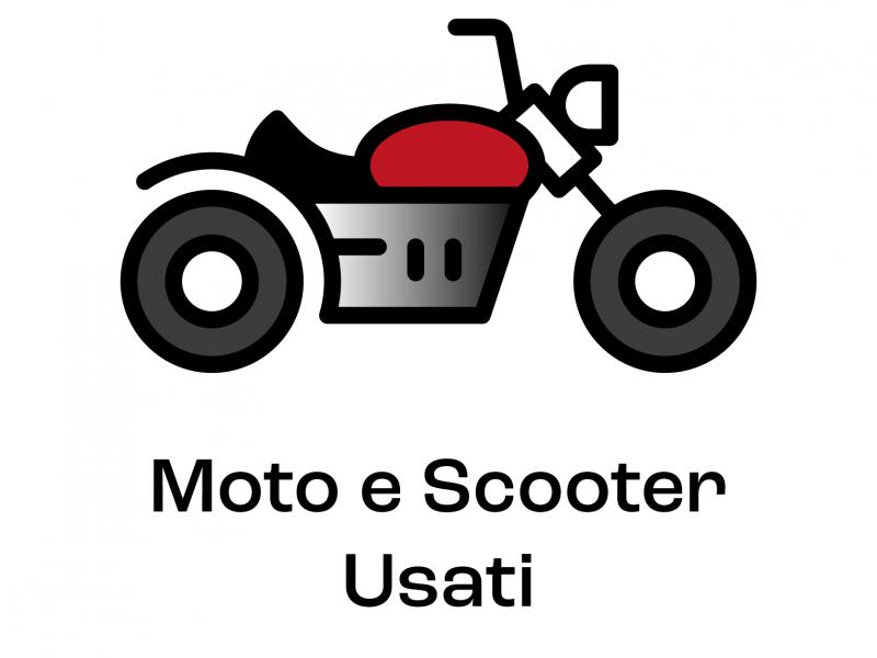 Moto e scooter usati