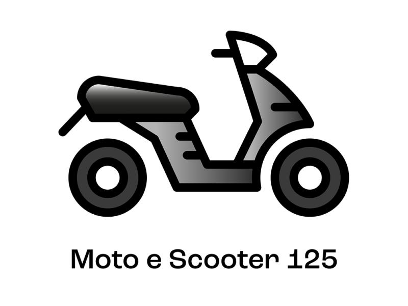 Moto e Scooter 125